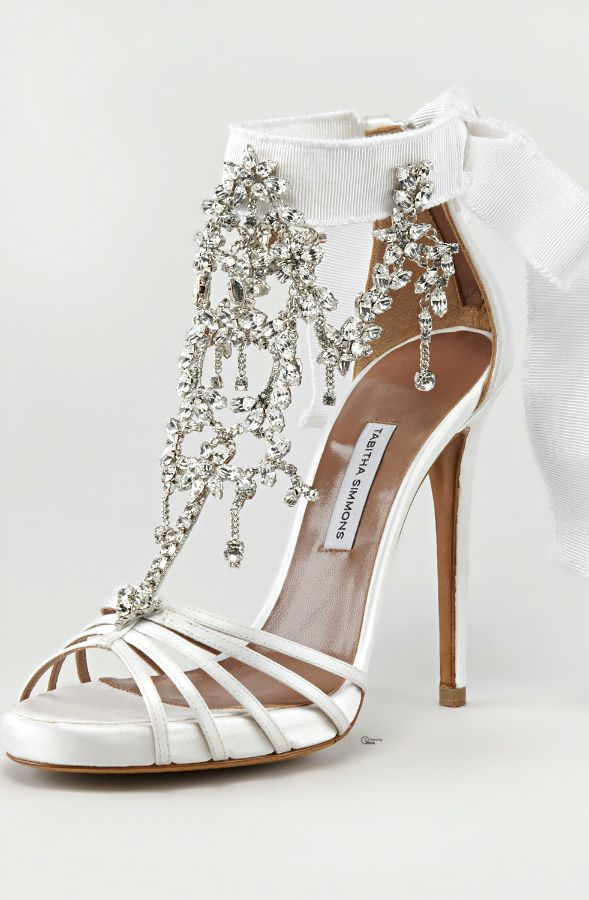 30 chaussures de mariage