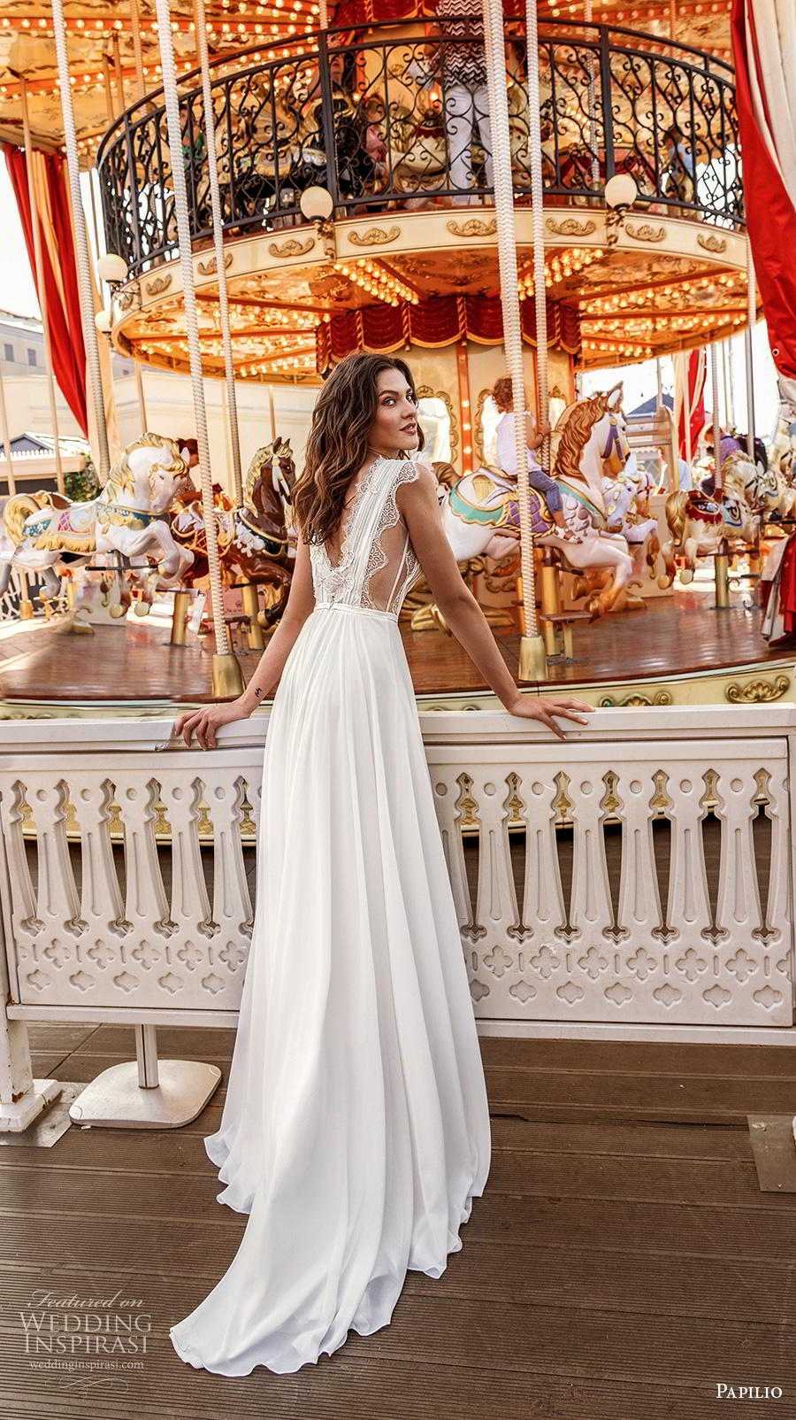 Papilio Light 2019 Robes De Mariée