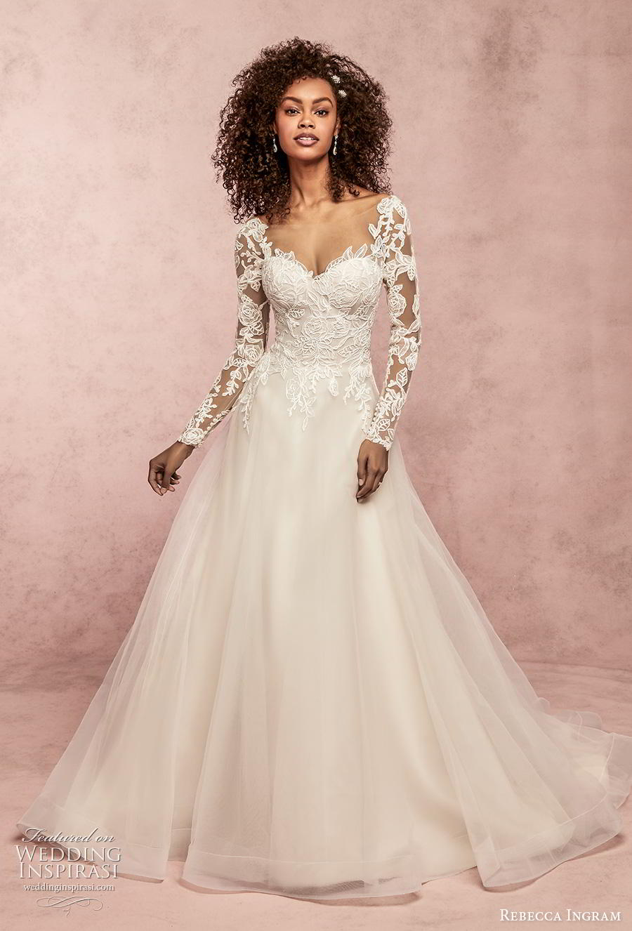 Rebecca Ingram Printemps 2019 robes de mariée