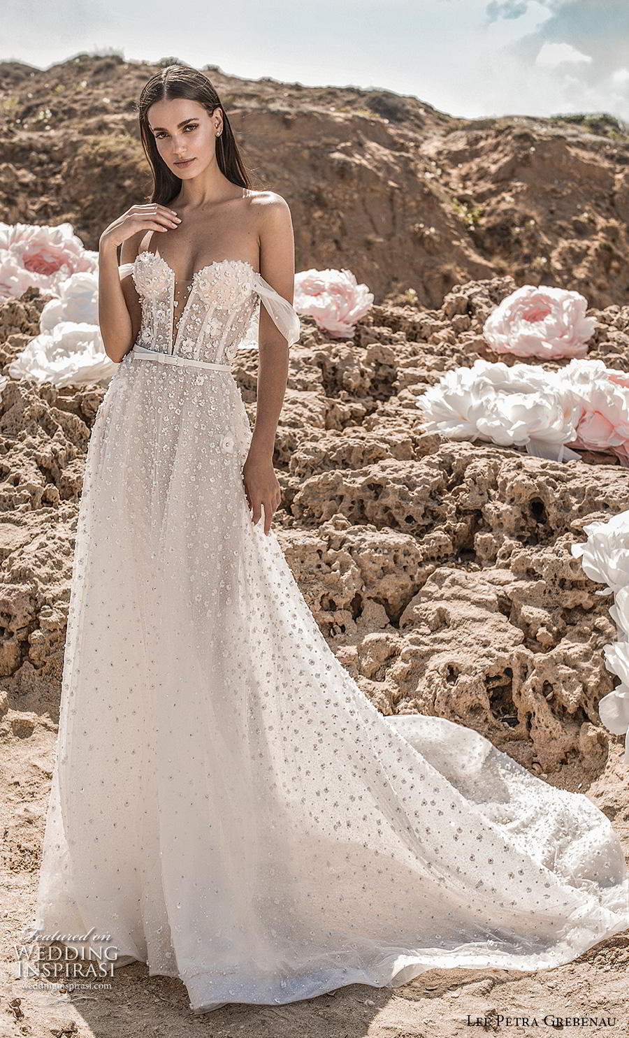 Lee Petra Grebenau 2019 robes de mariée